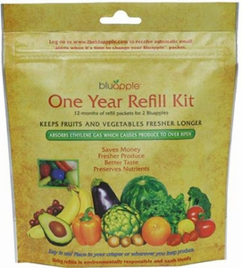 Bluapple One-Year Refill Kit - Click to enlarge