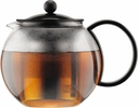 Bodum Assam 34 oz. Black Tea Pot with Stainless Steel Infuser