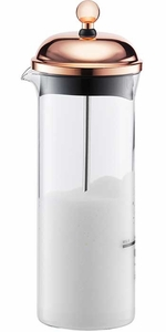 Bodum Copper Chambord Tall Milk Frother - Click to enlarge