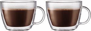 Bodum Set of 2 Bistro 15 ounce Latte Cup - Click to enlarge