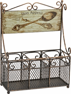Bon Appetit Flatware Caddy - Click to enlarge