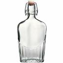 Bormioli Rocco 8.5 oz Pocket Flask