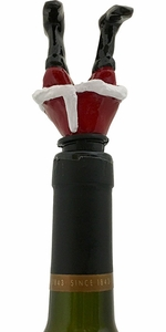 Bottoms Up Santa Stopper - Click to enlarge