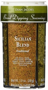 Dean Jacob's Italian Bread Dipping Seasonings - Click to enlarge