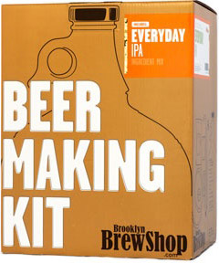 Brooklyn Brew Shop Everyday IPA Beer Making Kit - Click to enlarge