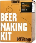 Brooklyn Brew Shop Oatmeal Stout Beer Making Kit