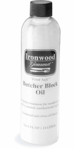 Butcher Block Oil - Click to enlarge