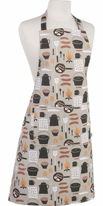 Camp Cookout Apron - Click to enlarge