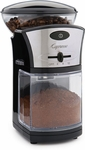 Capresso Black & Stainless Steel Burr Grinder