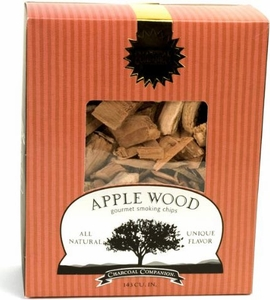 Charcoal Companion Apple Smoking Chips - Click to enlarge