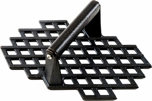 Charcoal Companion Cast Iron Grill Mark Press - Click to enlarge