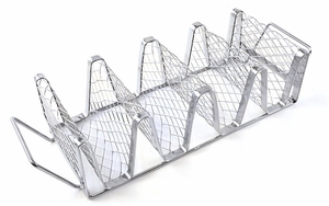 Charcoal Companion Taco Rack - Click to enlarge