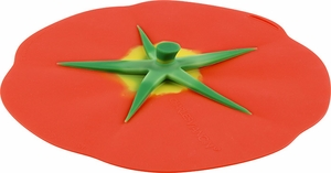 """Charles Viancin 9"""" Tomato Lid - Click to enlarge"""