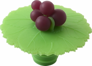 Charles Viancin Grape Bottle Stopper - Click to enlarge