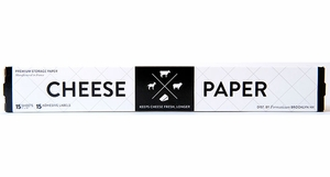 Cheese Paper Wrapping Sheets - Click to enlarge