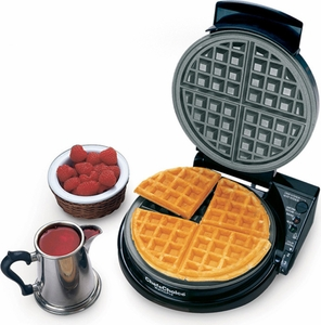 Chef's Choice 830B SE Classic Belgian Waffle Pro - Click to enlarge