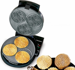 Chef's Choice 835 SE Pizzelle Pro Express - Click to enlarge