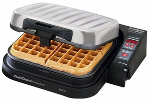 Chef's Choice 850SE Belgian Waffle Pro - Click to enlarge