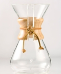 Chemex Classic Glass Coffee Maker 8 Cup