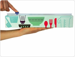 Chic Wrap Dispenser - Click to enlarge