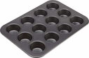 Chicago Metallic 12 Cup Non Stick Muffin Pan