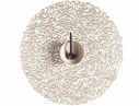 Chilewich Champagne Petal Round Table Mat