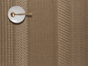 Chilewich Gold Mixed Weave Table Mat