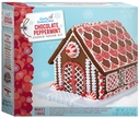 Chocolate Peppermint Cookie House Kit