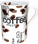 Coffee Collage Mug