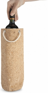 Cork Bottle Bag - Click to enlarge