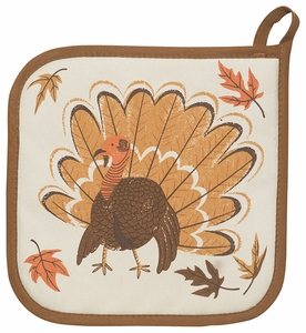 County Turkey Potholder - Click to enlarge