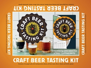 Craft Beer Tasting Kit - Click to enlarge