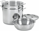 Cuisinart 12 Quart Pasta Cooker & Steamer Set