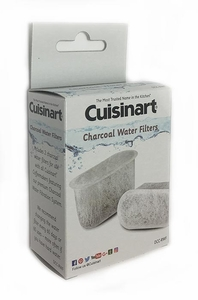 Cuisinart 2 Pack Water Filters - Click to enlarge