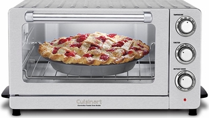 Cuisinart Convection Toaster Oven Broiler - Click to enlarge