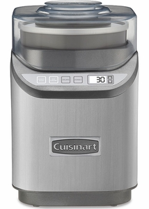 Cuisinart Electronic Ice Cream Maker - Click to enlarge