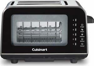 Cuisinart Glass Toaster - Click to enlarge