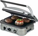 Cuisinart GR 4N 5 in 1 Griddler
