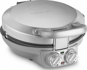 Cuisinart International Chef Crepe, Pizzelle, & Pancake Plus - Click to enlarge