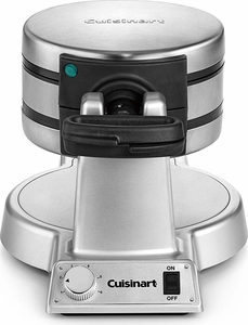Cuisinart Round Double Belgian Waffle Maker - Click to enlarge