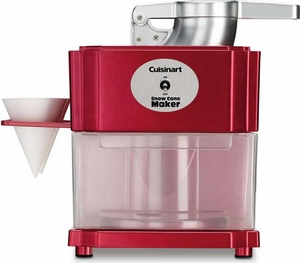 Cuisinart Snow Cone Maker - Click to enlarge
