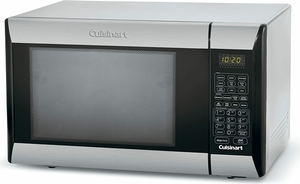 Cuisinart Stainless Steel Microwave Oven - Click to enlarge