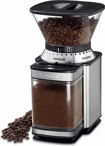 Cuisinart Supreme Grind Automatic Burr Grinder Coffee Mill - Click to enlarge
