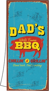 Dad&#39s BBQ Kitchen Towel - Click to enlarge