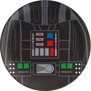 "Darth Vader 10"" Plate - Click to enlarge"