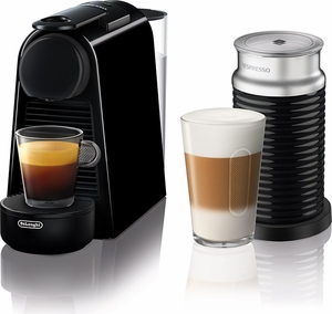 Delonghi Nespresso Essenza Mini Bundle - Click to enlarge