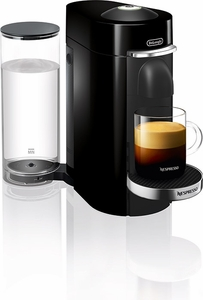 Delonghi Nespresso Vertuo Plus Deluxe Black - Click to enlarge