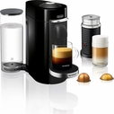 Delonghi Nespresso Vertuo Plus Deluxe Bundle Black