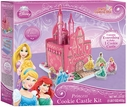 Disney Princess Cookie Castle Kit