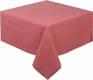 """Dobby Weave 60"""" x 90"""" Tablecloth - Click to enlarge"""